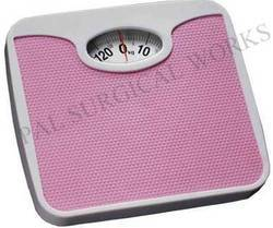 Bathroom Weighing Scales (Square)
