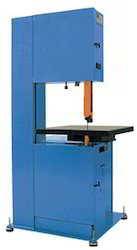 Vertical Metal Bandsaw Machine