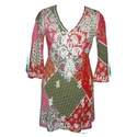 Ladies Embroidery Tunic