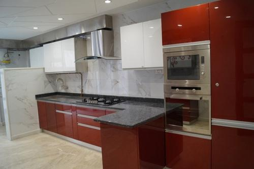 Stainless Steel Modular Kitchen Cabinets India