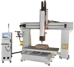 CNC 5 Axis Router