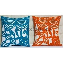 Unique Pattern Cushion Cover