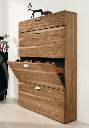 Wooden Shoe Cabinet : wood shoe cabinet - Cheerinfomania.Com