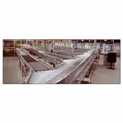 Case Handling Conveyors