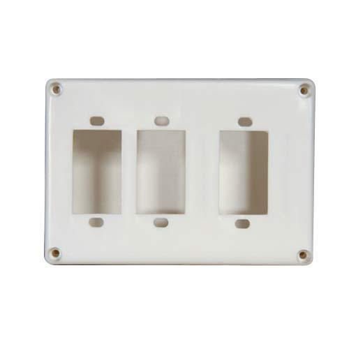 Electric Switch 3 Way Gang Box at Rs 38 /piece | Switch Boxes | ID ...