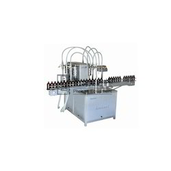 Automatic High Speed Six Head Bottle Filling Machine