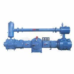 Horizontal Balanced Air Compressor
