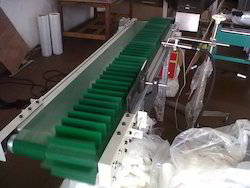Industrial Cleated Belt Conveyors