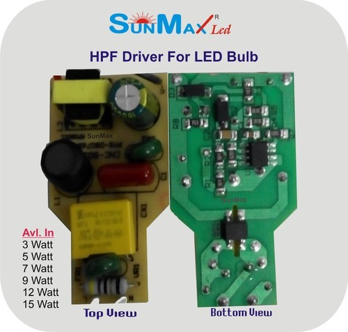 5 Watt Led Bulb Driver Circuit Diagram Wiring Diagram