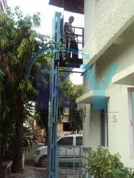 Mini Lift For Material Handling