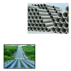 RCC Hume Pipe-450 mm