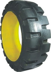 Press on Solid Tyre