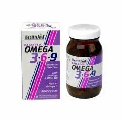 Health Aid Omega 3-6-9