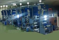 Laminated Foil Printing Machine