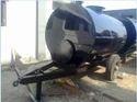 Tractor Mounted Bitumen Boiler