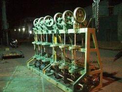 6 Head Wire DPC Machine