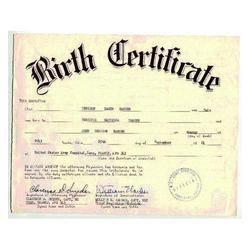 Birth certificate attestation service in noida birth certificate registration services yadclub Choice Image