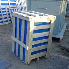 Wood Packing Crates