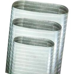 Flat Oval Spiral Duct | Seven Star Aircon Ancillaries (p