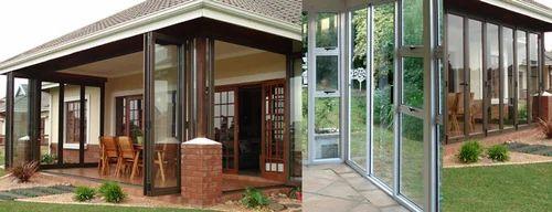 Balcony Enclosures, Enclosures & Cabinets | Rohit Aluminium in Shree