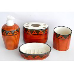 Ceramic Bathroom Set At Best Price In India