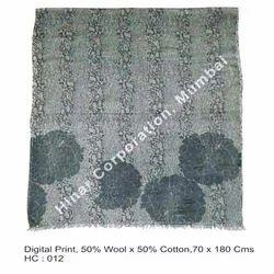 Digitaly Printed Pashmina Shawls