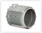 Induction Motor Body Parts
