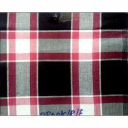 NGHIGHLAND Indigo Yarn Dyed Checks Fabric