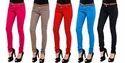 Ladies Colour Jeans