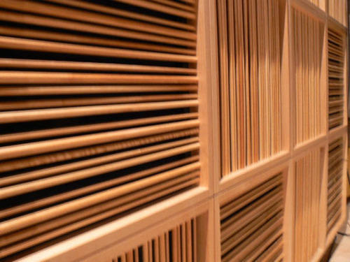 Wooden Slats Acoustic Panel Absound Overseas