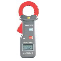 Leakage Current Clamp Meter  with Data Logging Function