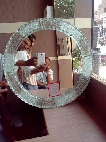 32c5b7ddfd0 Fancy Mirror Glass at Rs 600  piece