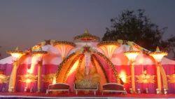 Destination Wedding Decoration