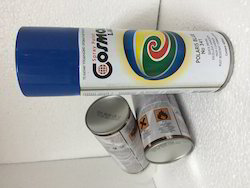 Aerosol Spray Paints Polaris Blue Shade Touch Up No Brush