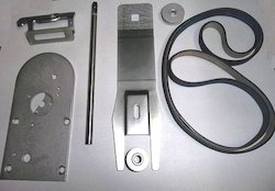Button Hole Machine Buttonhole Machine Spare Parts, Packaging Type: Box, For Industrial