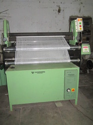 High Speed Gauze Bandage Rolling Machine