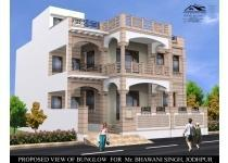Bungalow For Bhawani Singh Project