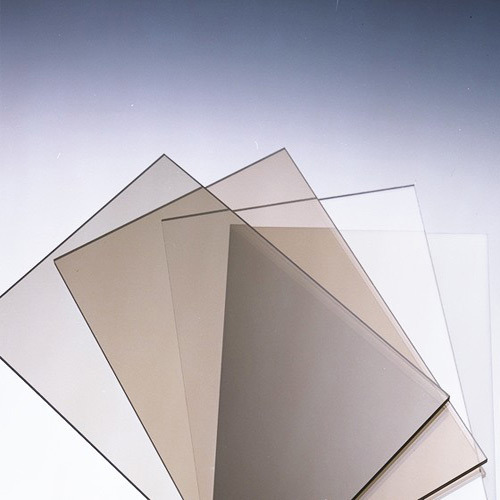 Film Coated Transparent Polycarbonate Sheets, For Residential And Commercial, Thickness Of Sheet: 1.5mm, 2mm