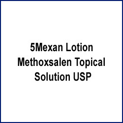 5Mexan Lotion Methoxsalen Topical Solution USP