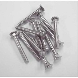 SS Carriage Bolts, Packaging Type: Box