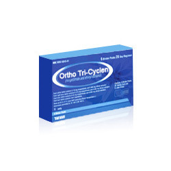 Birth Control Pills Ortho Tri Cyclen 100 Export Oriented Unit