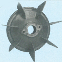 Plastic Fan Suitable For Brown Bovery 132 Frame Size
