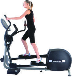 Cross Trainer without Ramp