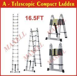 MAXELL A Type Telescopic Ladder
