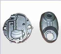 Silver Aluminium Aluminum Die Casting, for Industrial