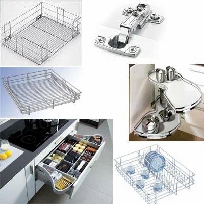 modular kitchen hardware fittings. Modular Kitchen Accessories  Home Appliances Machines Konzept