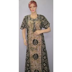 776d647393 Cotton Nighty, Cotton, Khadi, Other Fabric Clothing | RWA in Mayur ...