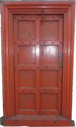 Vintage Exterior Color Door