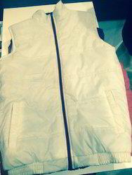 White Half Promotional Jackets
