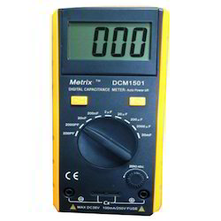 Metrix   Capacitance Meter